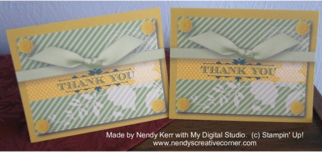 My Digital Studio Printables made in the video