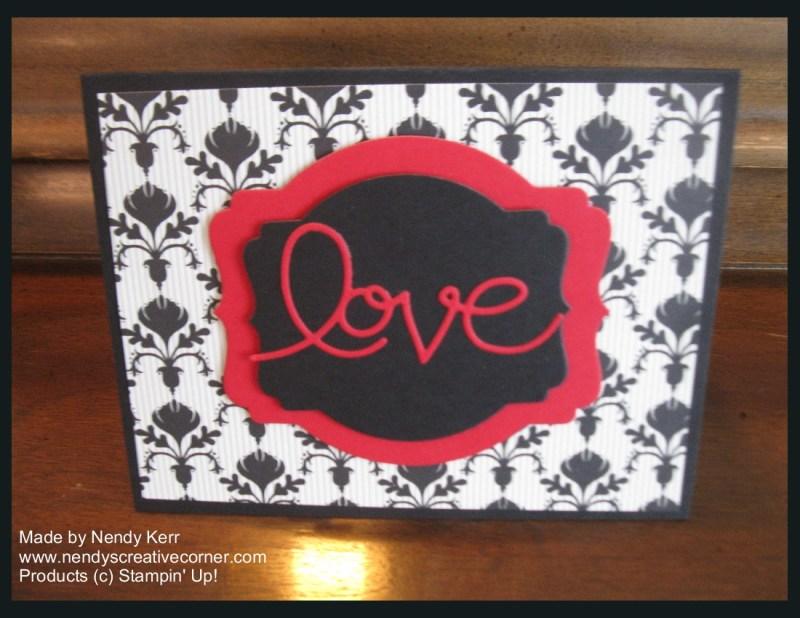 Love Wedding Card-004
