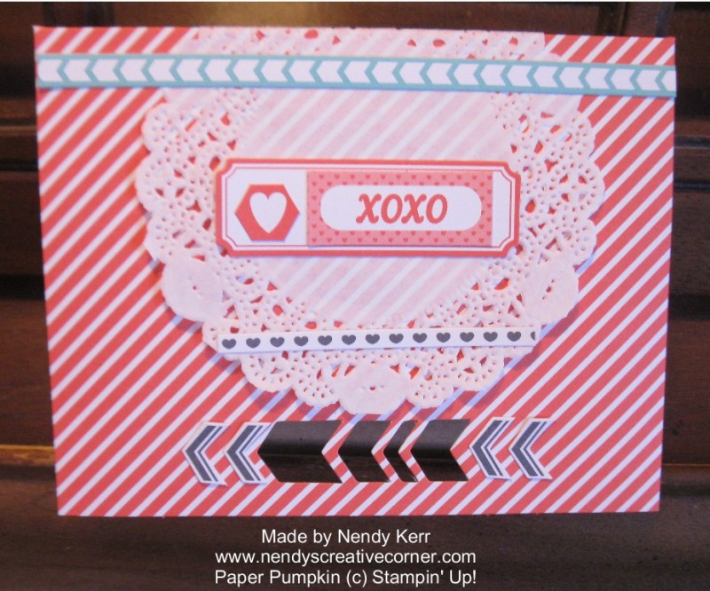 January 2014 Paper Pumpkin-Card 1