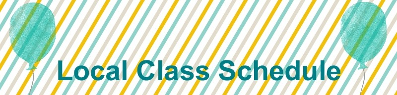 Local Class Schedule