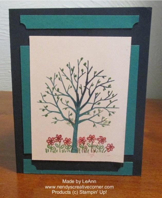 Mom's Sheltering Tree Card