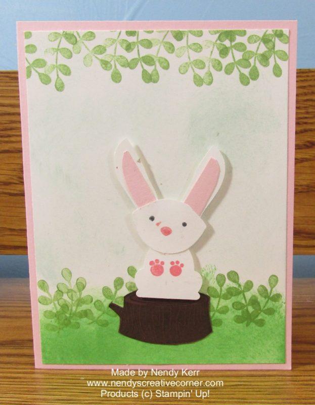 Foxy Friends-Bunny