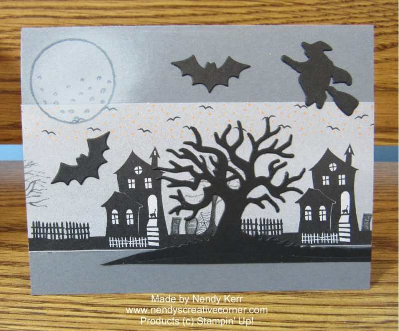 Halloween Night Card