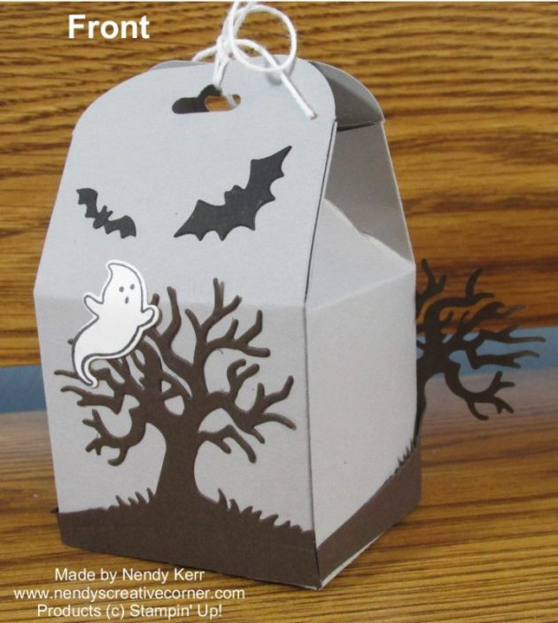 Halloween Bakers Treat Box