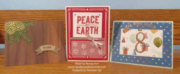 August Newsletter Project Cards
