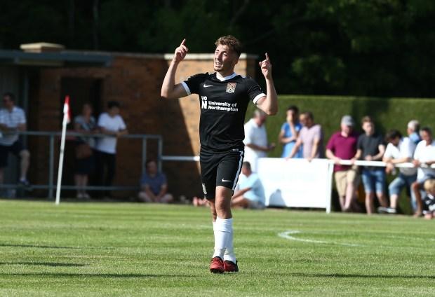 Sileby Rangers v Northampton Town - Pre-Season Friendly
