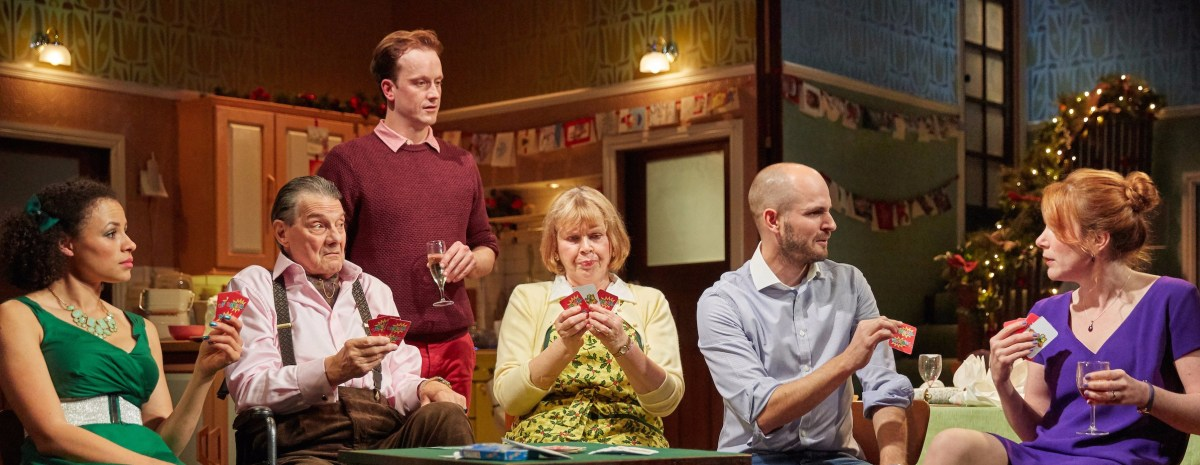 Rules for Living review: audience must go for a great night out