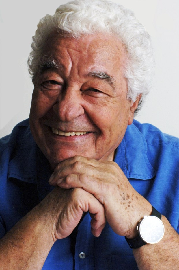 Antonio Carluccio (Courtesy of Alistair Briggs)