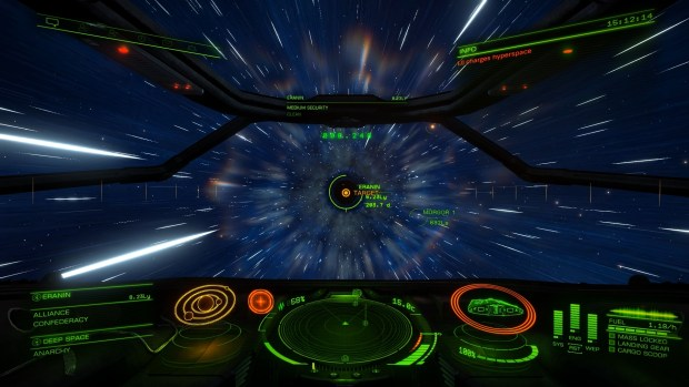 Elite: Dangerous – a whole new universe of science fiction detail