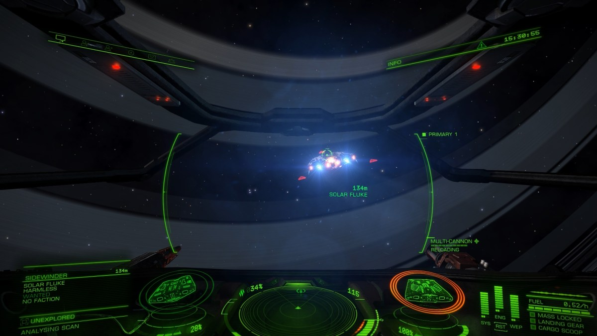 Elite: Dangerous - a whole new universe of science fiction detail