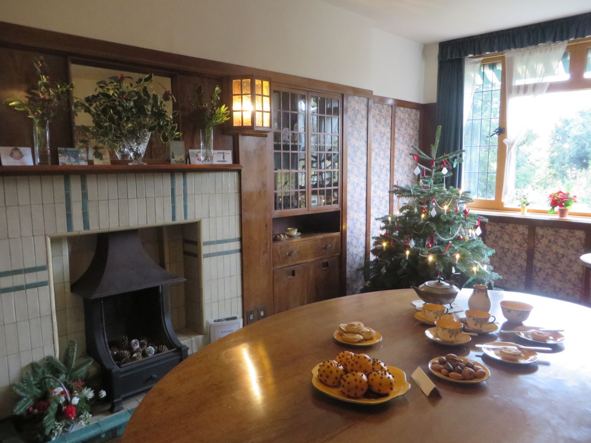 Christmas at the Charles Rennie Mackintosh House