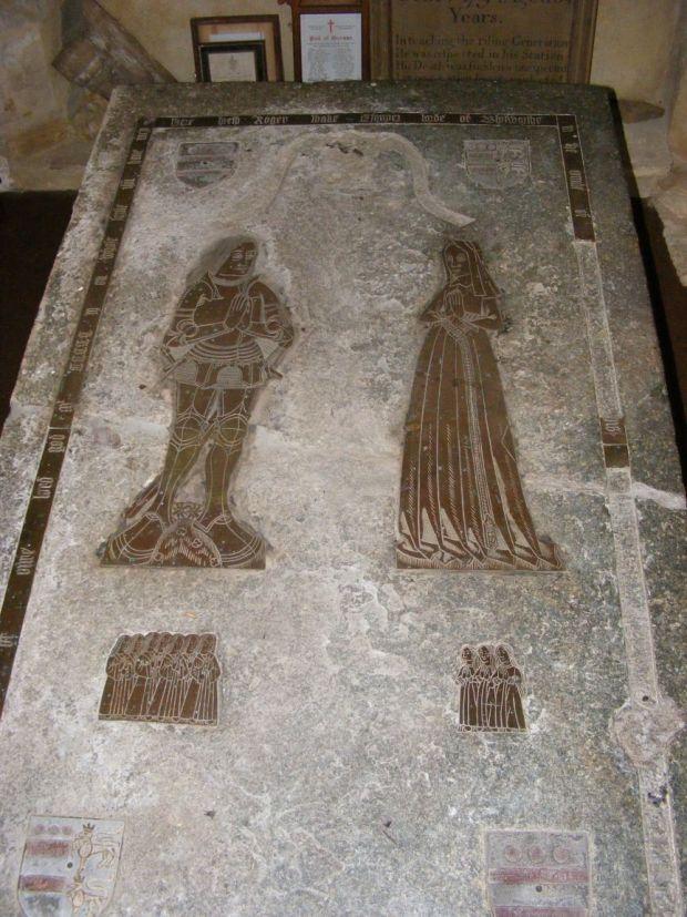 Roger Wake tomb