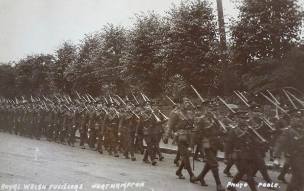 Postcard war
