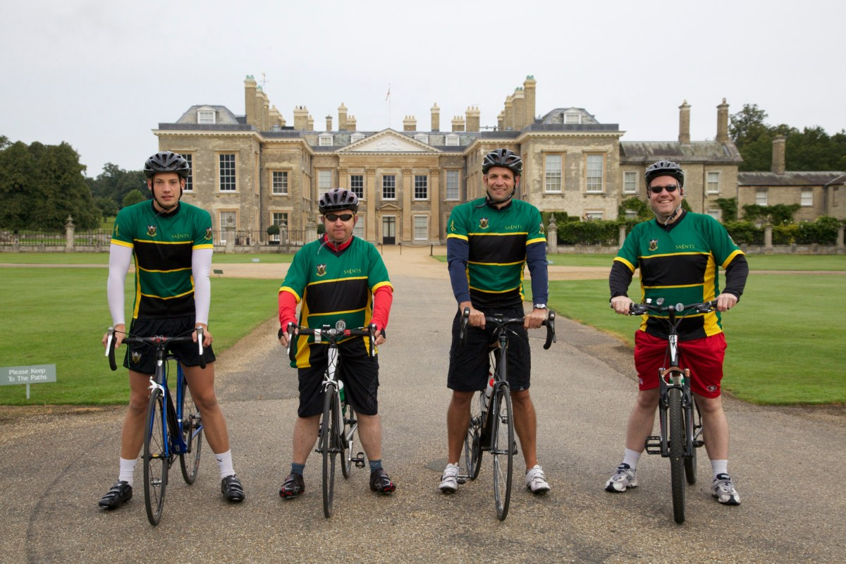 Cycle 4 Cynthia returns to Althorp