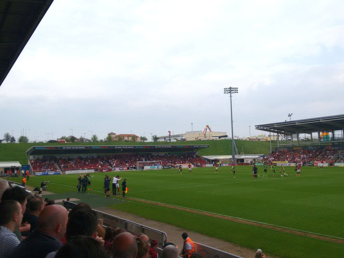 Sixfields rocks once more as Cobblers send Plymouth packing