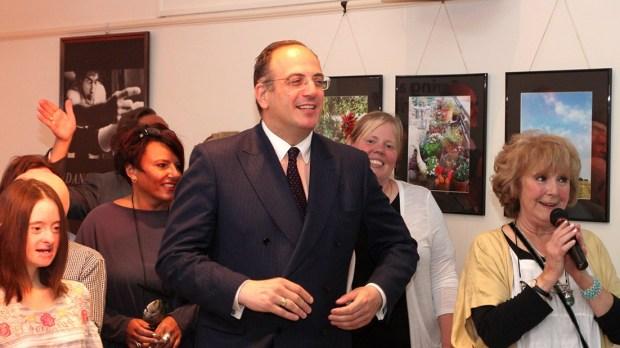 Photo Exhibition Michael Ellis MP (1)