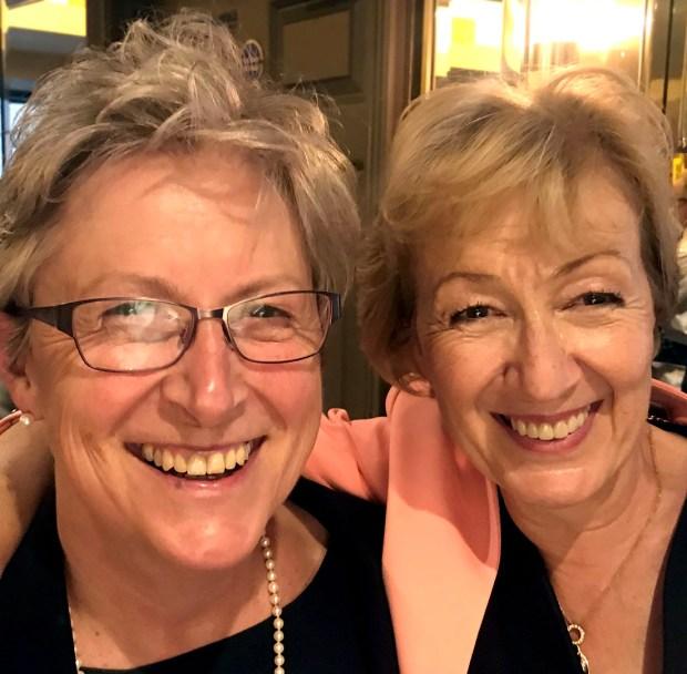 Gisela Stuart and Andrea Leadsom
