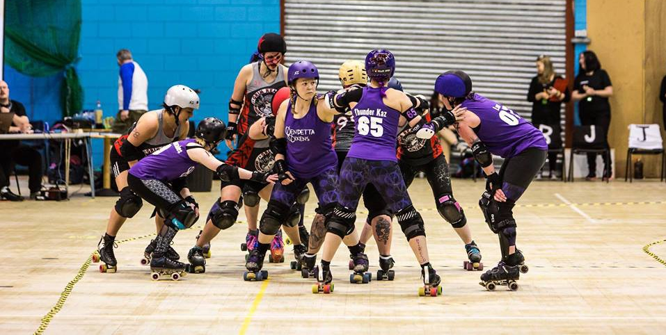 Meet the Vendetta Vixens