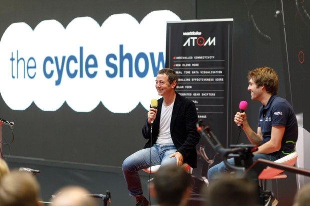 The Cycle Show Ned Boulting