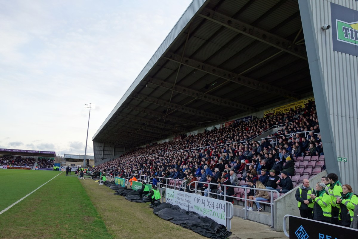 Supporters Trust to investigate fan ownership bid for Cobblers
