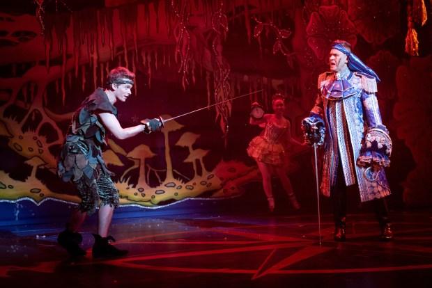 Peter Pan_Joe Sleight and Darren Day_6527