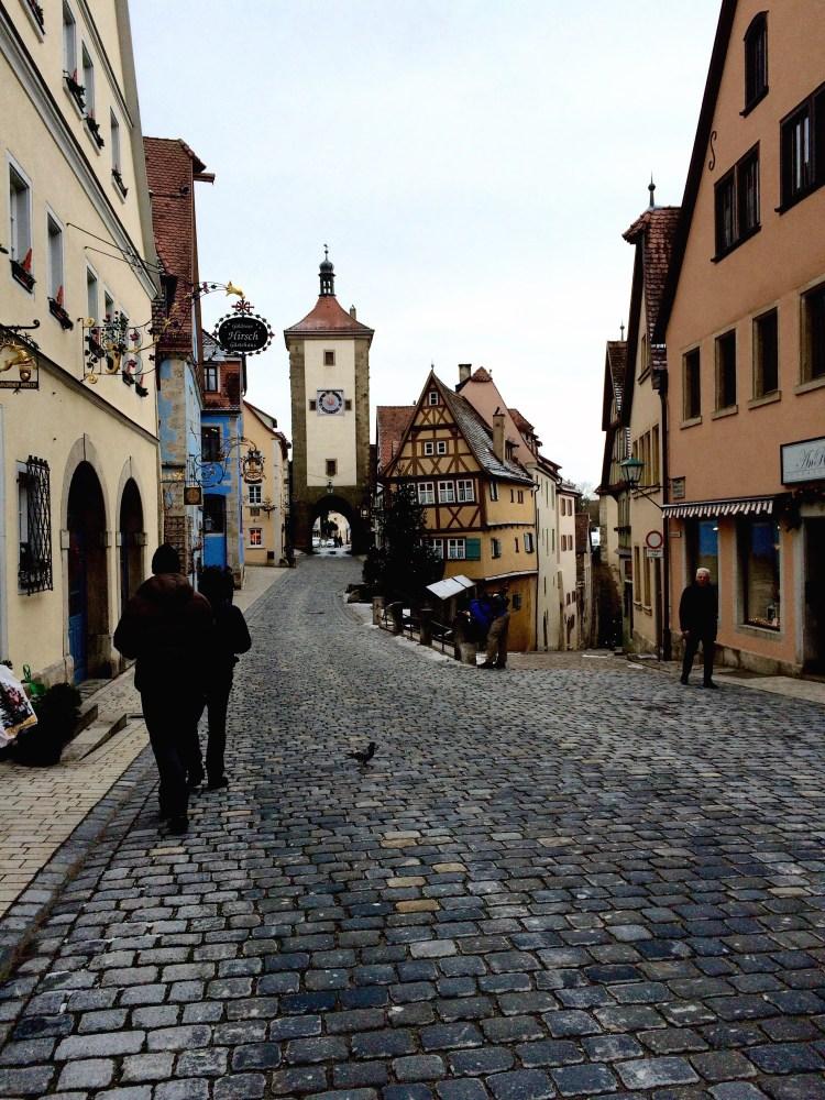 Rothenburg ob der Tauber, kota kecil nan cantik. (2/6)
