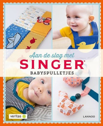 BOEK | Aan de slag met Singer - Babyspulletjes (Nl)