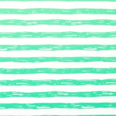 TRICOT   Painted Stripes - Apple
