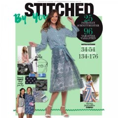 MAGAZINE | Stitched By You - lente/zomer 2019 (Nl)