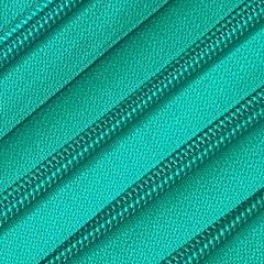 Spiraalrits - niet deelbaar (op rol) | 5mm | groen