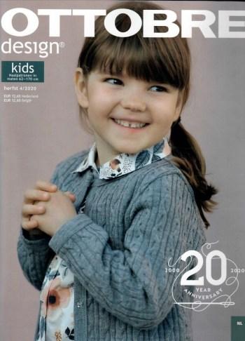 MAGAZINE | Ottobre kids nr.4 - herfst 2020 (Nl)