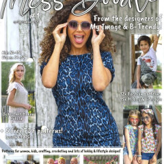 MAGAZINE | Miss Doodle nr. 1 | spring/summer 2020 (Nl)