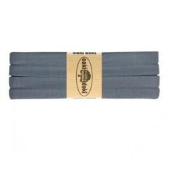 BIAISBAND | OAKI-DOKI - Tricot de Luxe | metal *kleur 106