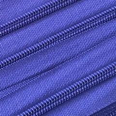 Spiraalrits - niet deelbaar (op rol) | 5mm | paars