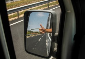 viaje furgoneta vacaciones