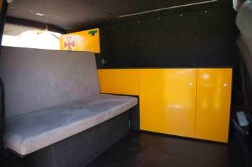 Interior Yellow Submarine