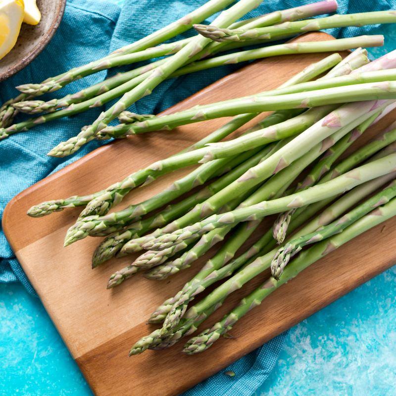 June Harvest: Asparagus