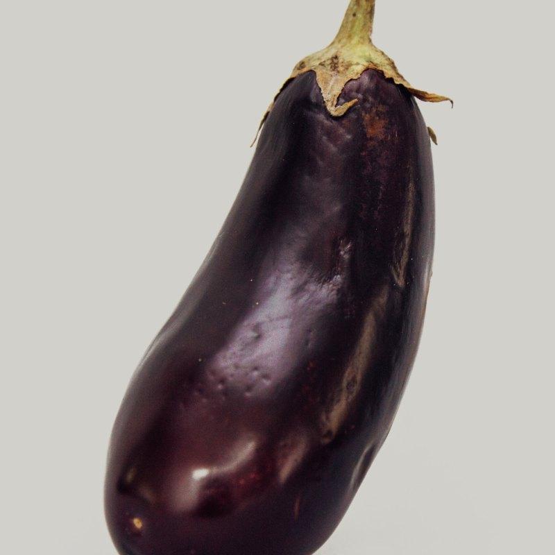 September Harvest: Eggplant