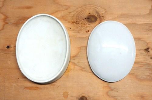 moule et céramique moulée