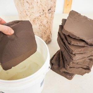 recycler son argile pain de terre