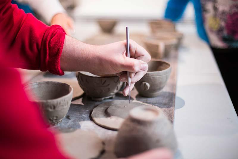 poterie sans stress