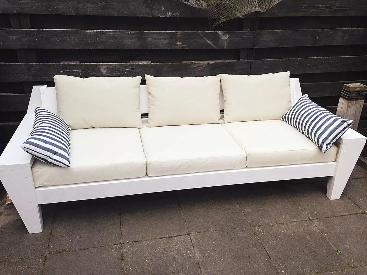 Diy Design Lounge Sofa Yelmo Furniture Plan