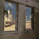 廃墟の窓 差分:晴れ/雨/夜