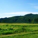 草原と山 差分:日中/夕方/夜
