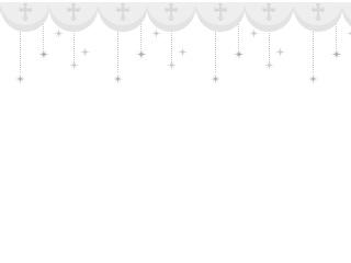 カフェカーテンのようなガーリーな壁紙(10パターン)