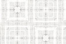 四角が連なるザラザラした質感の幾何学模様(4パターン)