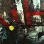 【高解像度】落書きと花