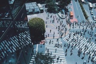 【高解像度】渋谷の街並み(3パターン)
