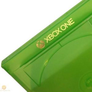 DVD CASE GREEN 14MM XBOX 1