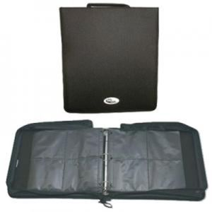 NEO NYLON 500 CD DVD CARRY CASE WALLET STORAGE